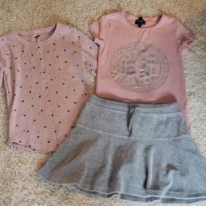 Other - Girls size 8 clothing set .